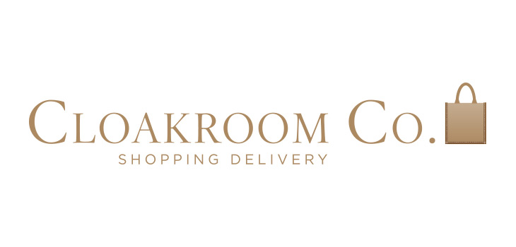 Promotional literature & mobile advertising for Cloakroom Co
